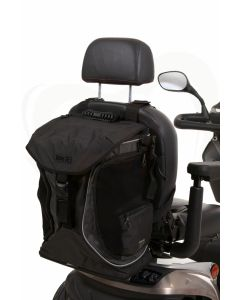 Splash Torba Luxe rolstoel & scootmobieltas - zwart/grijs