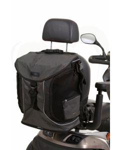 Splash Torba Luxe rolstoel & scootmobieltas - grijs/zwart