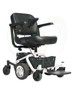 Elektrische rolstoel Quest midwheel - Modeljaar 2010 - 2018 voorzijde