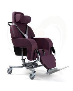 Verzorgings rolstoel Altitude met kantelfunctie - voorzijde 1