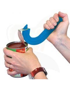 Dit compacte en lichtgewicht keukenhulpmiddel is ideaal voor gebruikers met een verzwakte greep of beperkte beweeglijkheid.