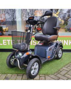 Tweedehands scootmobiel - Life en Mobility Solo 4 2015 - voorzijde