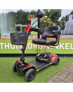 Tweedehands scootmobiel - Pride GoGo Avantgarde 4-wiel - met luchtbanden