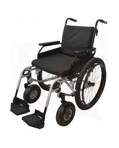 Rolstoel Big Ben Custom - Off road rolstoel extra grote wielen - voorzijde